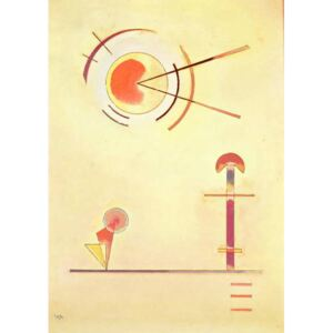 Wassily Kandinsky - Composition, 1929 Reproducere
