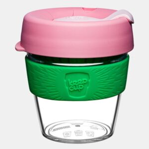 KeepCup roz ceașcă Clear Willow Small 227 ml