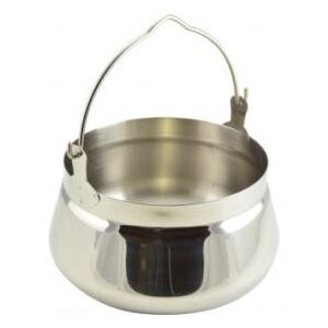 Ceaun din inox cu maner, rotund, 8.5 L, PERFECT HOME