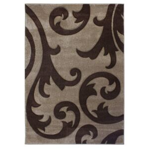 Covor Flair Rugs Elude Beige Brown, 80 x 150 cm, bej - maro