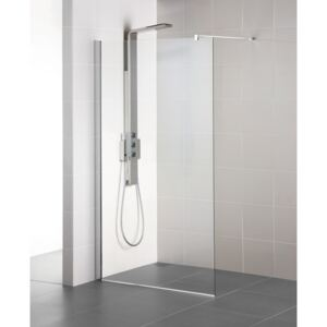Cabina de dus tip Walk-in Ideal Standard Synergy 70cm, sticla securizata si tratata anticalcar 8mm