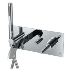 Baterie dus Concealed bathtub/shower mixer Cut Treemme