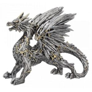 Statueta dragon din sabii Swordwing 21 cm