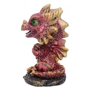 Dragonel Bobble-head Bobling (rosu) 10 cm