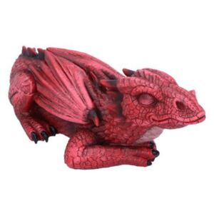 Statueta Dragonel Ruby Dreaming