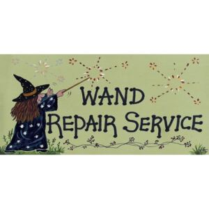 Placuta decorativa Wand Repair Service