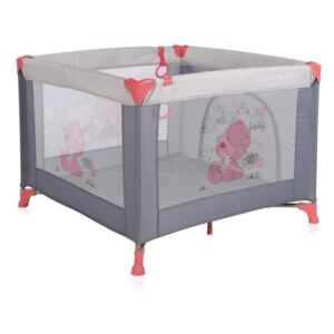 Lorelli - Tarc de joaca Game Zone, Pink, Grey My Baby