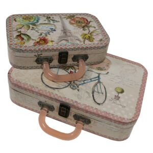 Set 2 valize Antic Line Bicycle