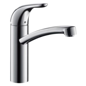 Baterie bucatarie Hansgrohe Focus E, crom