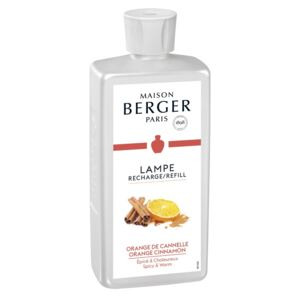 Parfum pentru lampa catalitica Berger Orange de Cannelle 500ml