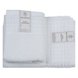 Prosop de baie Behrens Hotel Collection 100% bbc White