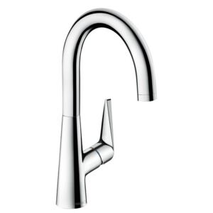 Baterie bucatarie Hansgrohe M511-H220, ComfortZone 220, crom