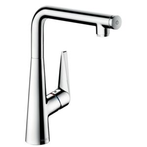 Baterie bucatarie Hansgrohe M512-H300, ComfortZone 300, crom