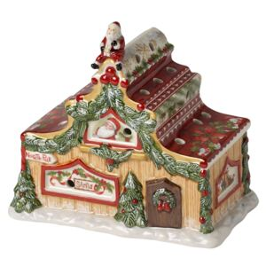 Decoratiune Villeroy & Boch North Pole Express House of Santa