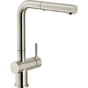 Baterie bucatarie Franke Active Plus Extractibil, Polished Nickel