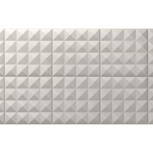 Faianta Diesel Living Synthetic 20x20cm, 6.5mm, Hard Studs White