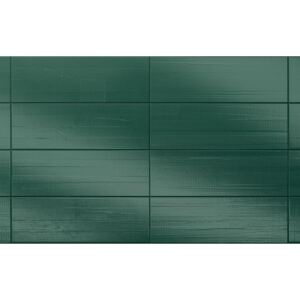 Faianta Diesel Living Synthetic 10x30cm, 7mm, Tape Green