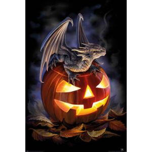 Poster Anne Stokes - Trick or Treat, (61 x 91.5 cm)