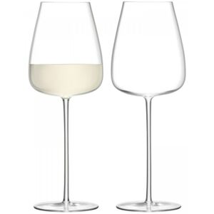Set 2 pahare vin alb LSA International Wine Culture Goblet 690ml