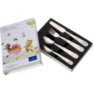 Set 4 tacamuri copii Villeroy & Boch Hungry as a Bear