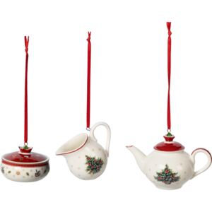 Set decoratiuni Villeroy & Boch Toy's Delight Decoration Coffee set 3 piese