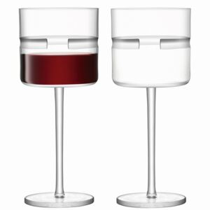 Set 2 pahare vin rosu LSA International Horizon 390ml