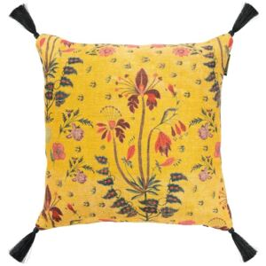 Perna decorativa Gypsy Ochre Yellow, L50xl50 cm
