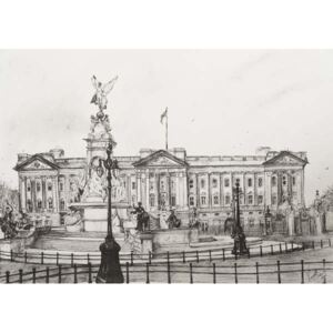 Buckingham Palace, London, 2006, Reproducere, Vincent Alexander Booth