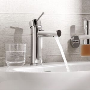 Baterie lavoar Grohe Essence New Marimea S,crom, furtune flexibile-32898001