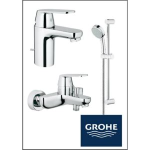 Set baterii baie Grohe Eurosmart Cosmo-SmartPack-Duo(32825000, 32831000, 2757800 )-GRO002