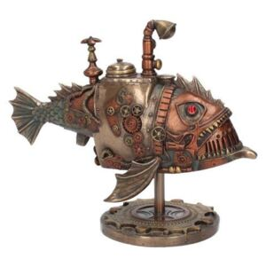 Statueta steampunk Submarin Piranha