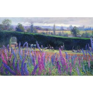 Hoeing Against the Hedge, 1991 Reproducere, Timothy Easton