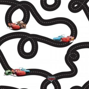 Tapet camera copii Rola 10 X 0,52 m Disney Cars