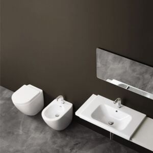 Vas WC Sanitary ware Cover Ceramica Althea