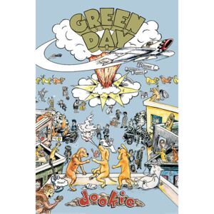 Poster Green Day - Dookie, (61 x 91.5 cm)