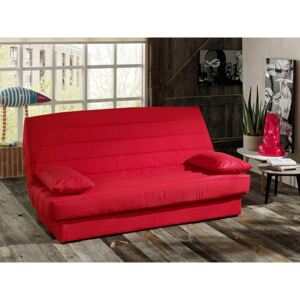 Canapea Click Clack The Sofa Red Grande, 190/90/93 cm