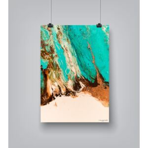 Poster Americanflat Letting Go II, 42 x 30 cm