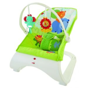 Fisher-Price Balansoar Rainforest Friends Comfort Curve