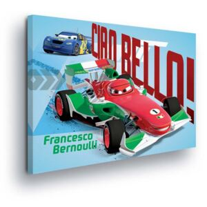 GLIX Tablou - Francesco Bernoulli Disney Cars 60x40 cm