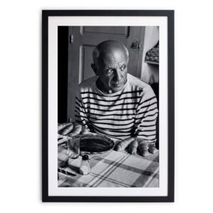 Poster Little Nice Things Picasso, 40 x 30 cm, alb - negru