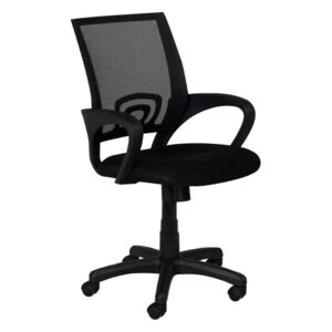 Scaun Smart Office ENJOY, Mesh Negru