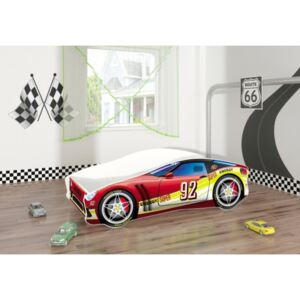 Pat Tineret MyKids Race Car 05 Red-140x70