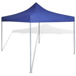 41465 Blue Foldable Tent 3 x 3 m