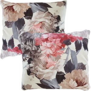 Set 2 pernute decorative model floral Modella, 35 x 35 cm
