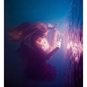 Fotografii artistice underwater magic, Dmitry Laudin