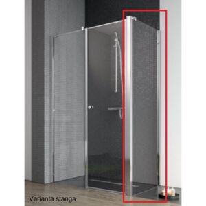 Perete lateral cabina dus Radaway Eos II KDS, 70 x 197 cm