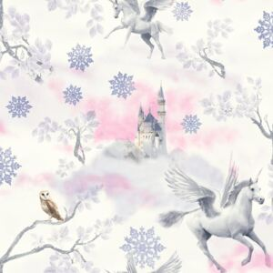 Arthouse Tapet - Fairytale Fairytale Lilac