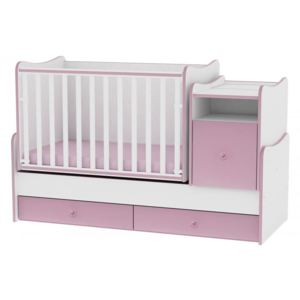 Mobilier transformabil Trend Plus White Pink