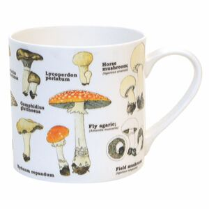 Cană din ceramică Gift Republic Mushrooms