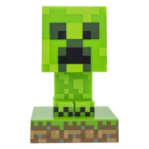 Figurină fosforescente Minecraft - Creeper